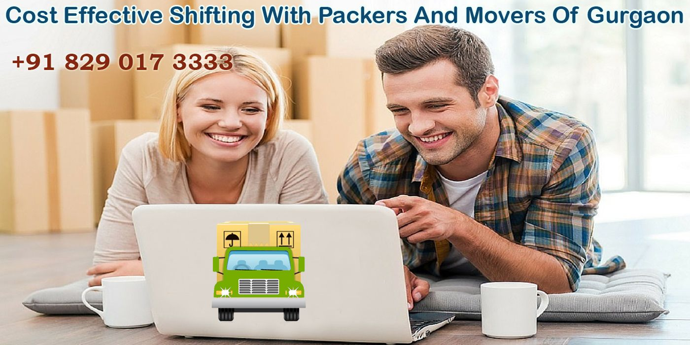 Packers and Movers Gurgaon Services