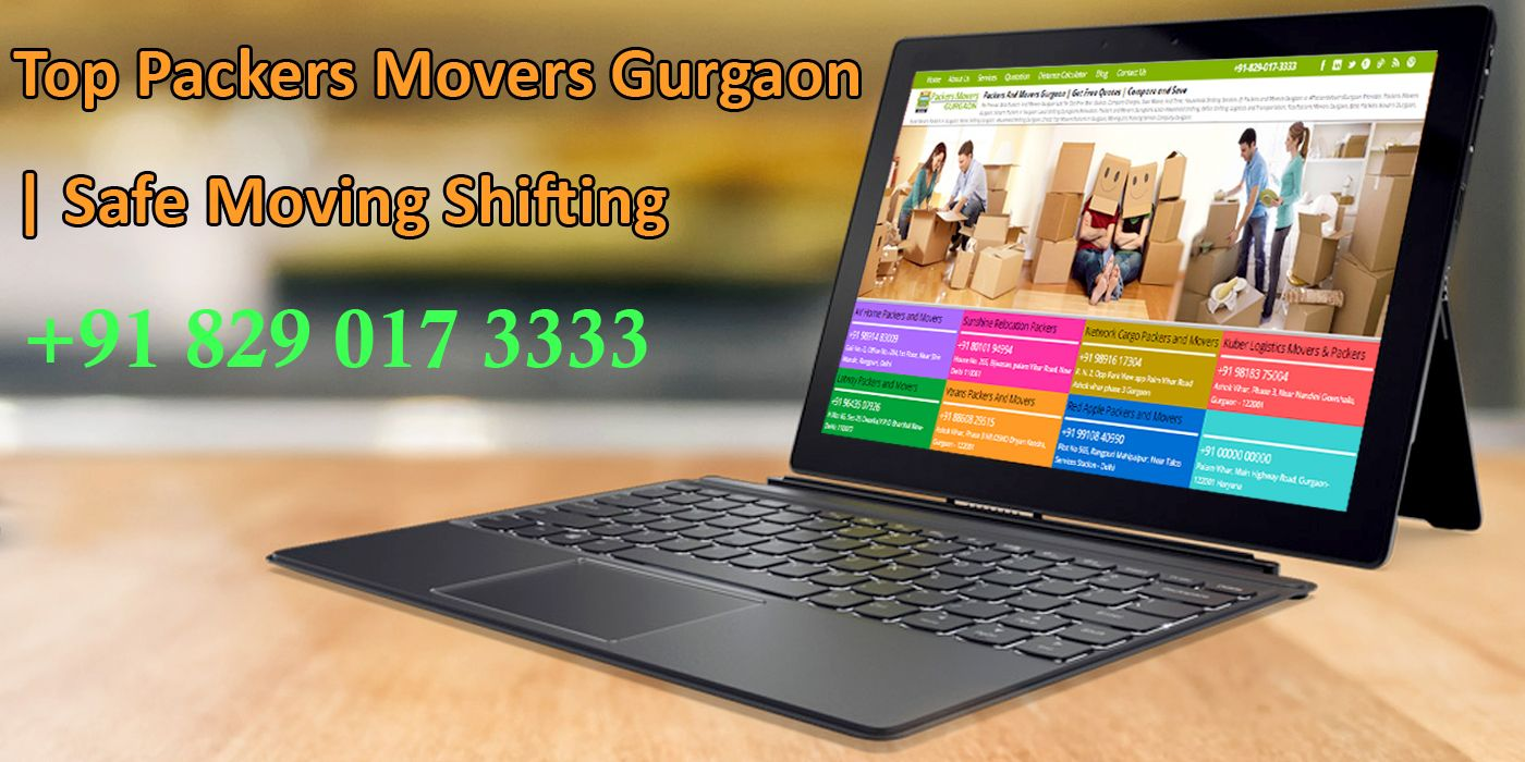 Packers and Movers in Gurgaon Local