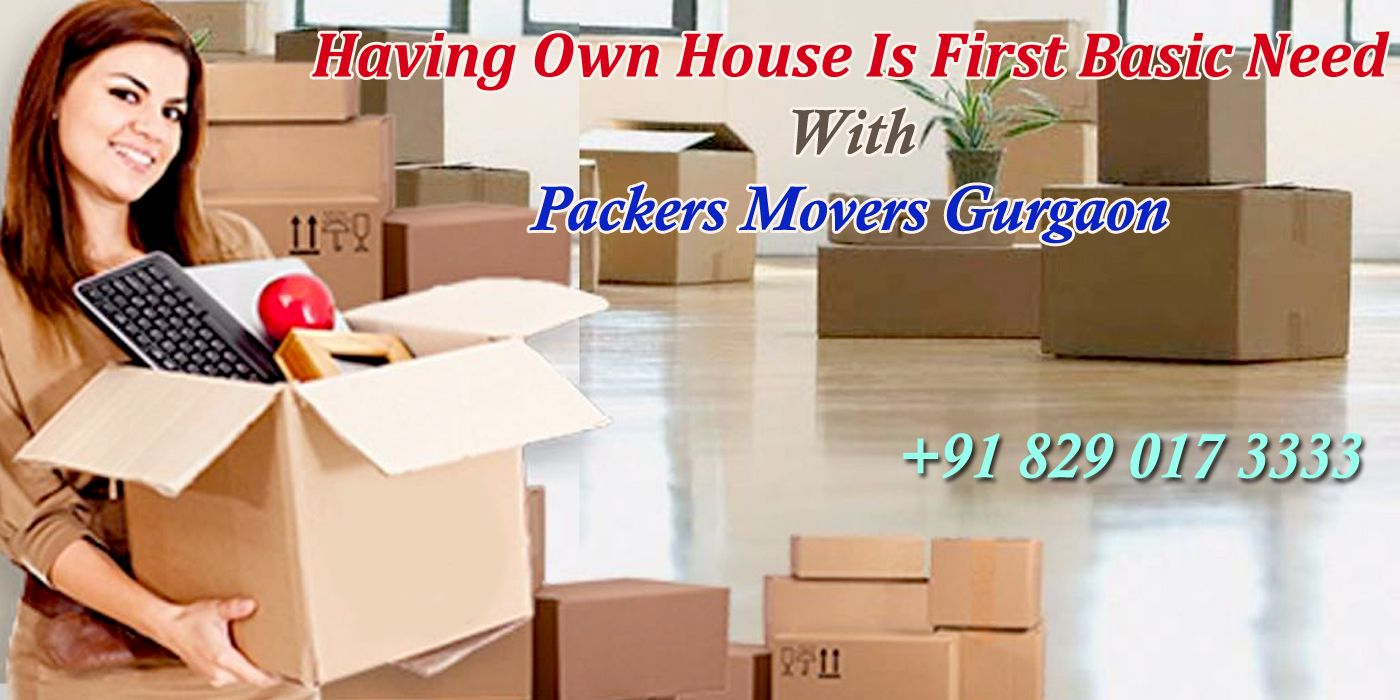 Top And Best Packers And Movers Gurgaon