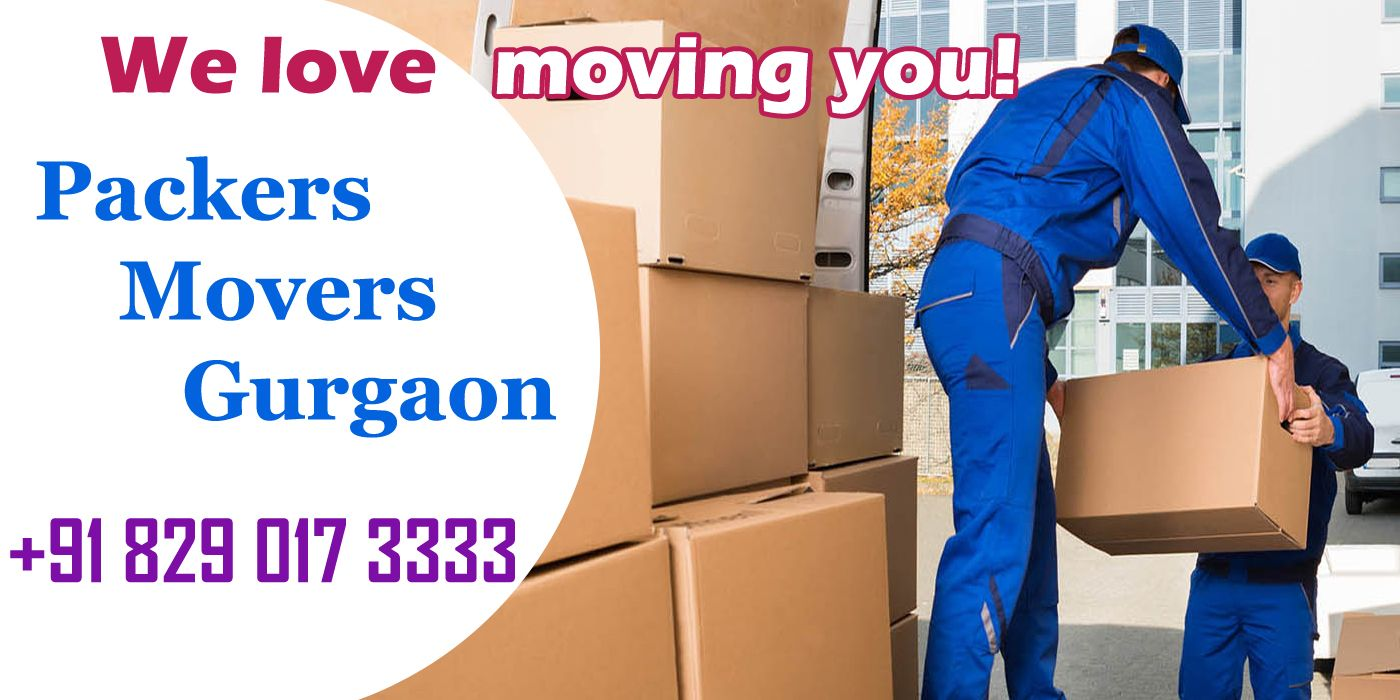 Packers and Movers Gurgaon Household Shifting