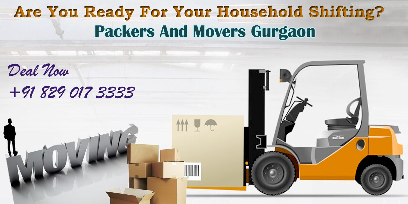 Professional Packers And Movers Gurgaon