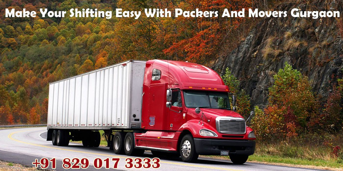 Best And Safe Packers And Movers Gurgaon