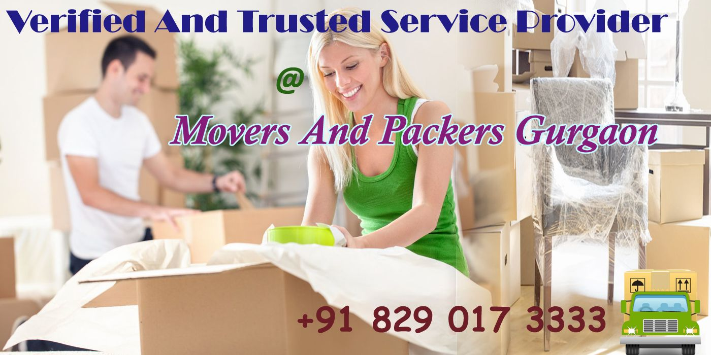 Packers and Movers Gurgaon Home Shifting
