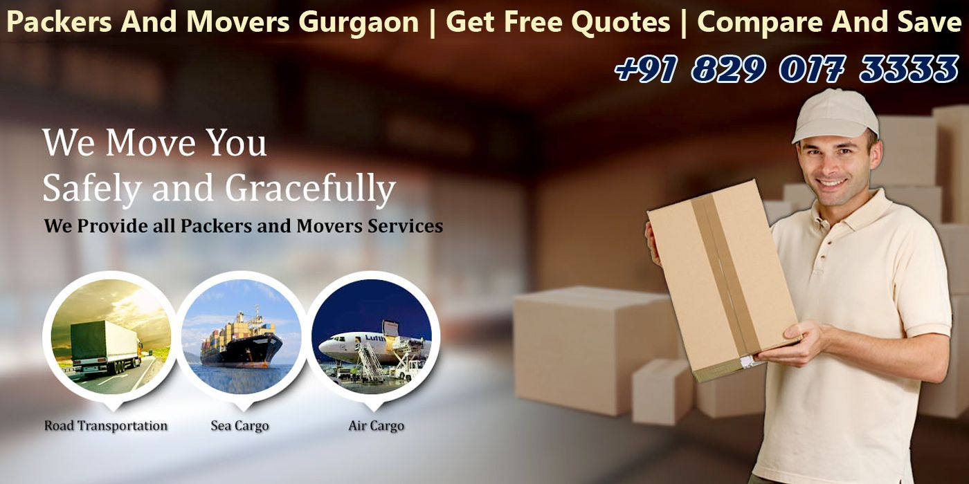 Top Packers And Movers Gurgaon
